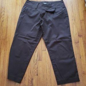 Ann Taylor capri dress pants